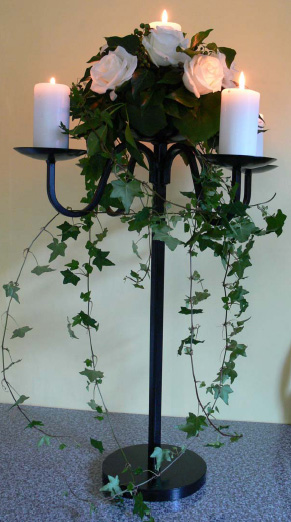 Hire Candelabras 5ft tall, hire candelabras ideal for weddings